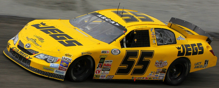 Cody Coughlin at Winchester 2014