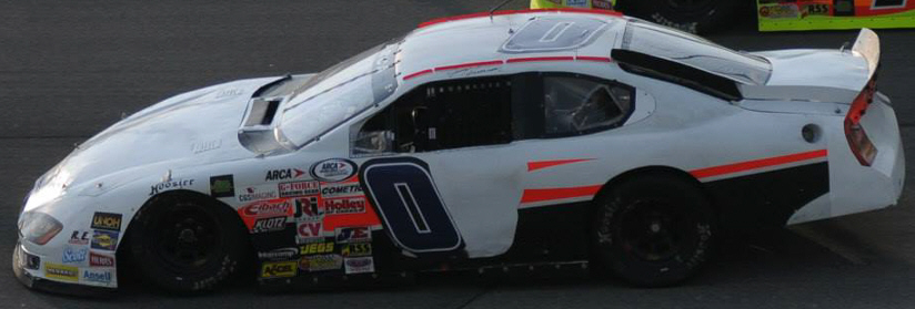 James Swanson at Chicagoland 2014