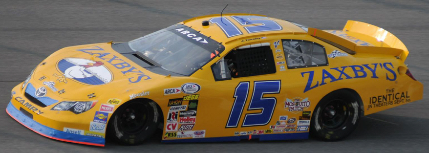 John Wes Townley at Chicagoland 2014