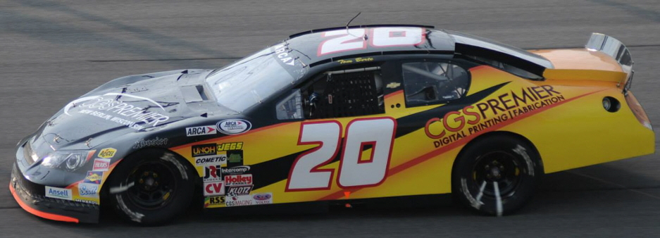 Tom Berte at Chicagoland 2014