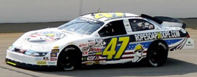 Buster Graham at Chicagoland 2014