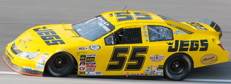 Cody Coughlin at Chicagoland 2014