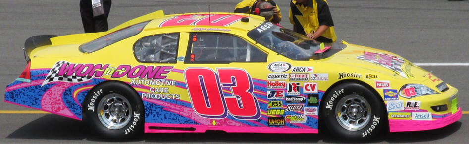 Mike Affarano at Pocono 2014