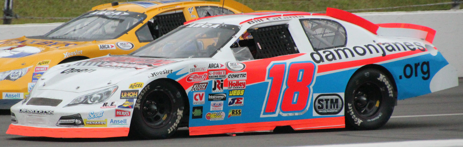 Bill Catania at Pocono 2014