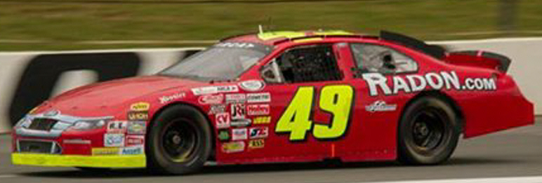 Wayne Peterson at Pocono 2014