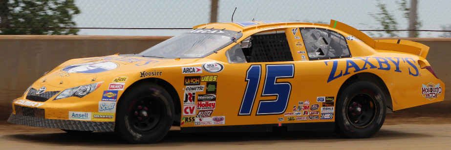 John Wes Townley at DuQuoin 2014
