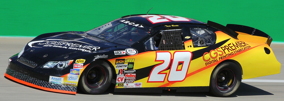 Tom Berte at Kentucky 2014