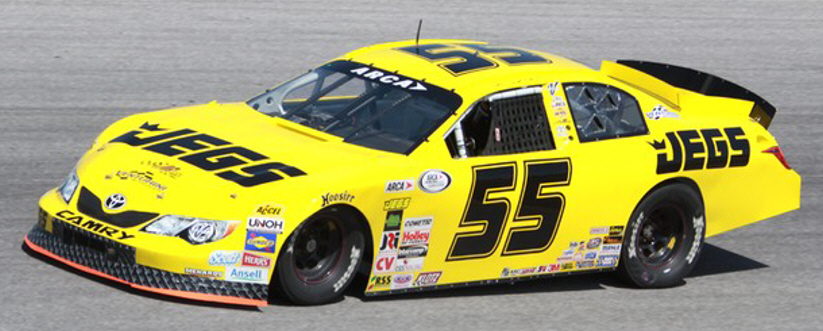 Cody Coughlin at Mobile 2014