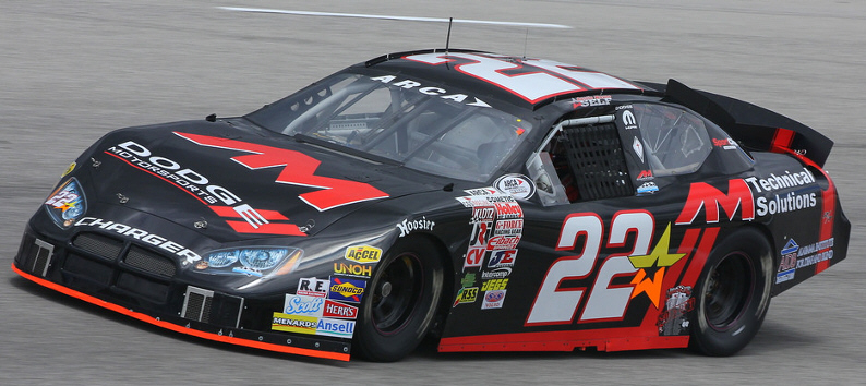 Austin Wayne Self at Toledo 2014