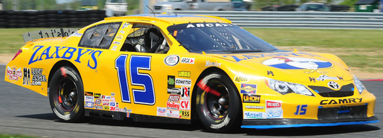 John Wes Townley at New Jersey 2014