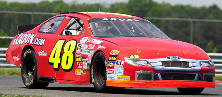 2014 48 hylton motorsports arca racing paint schemes for Smith motor company nj