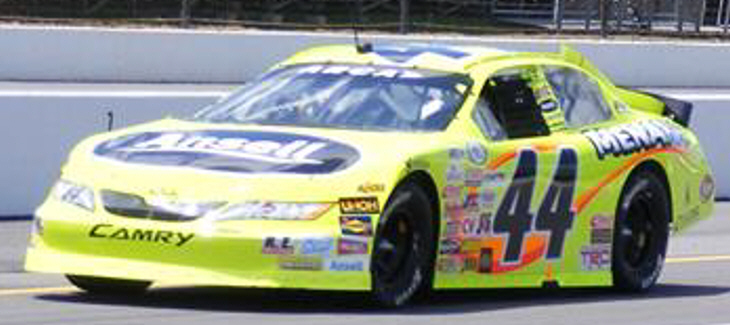 Frank Kimmel at Pocono 2014