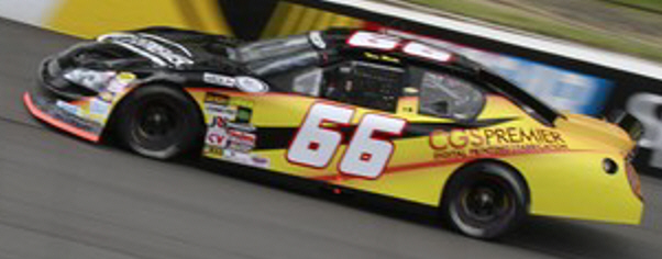 Tom Berte at Pocono 2014