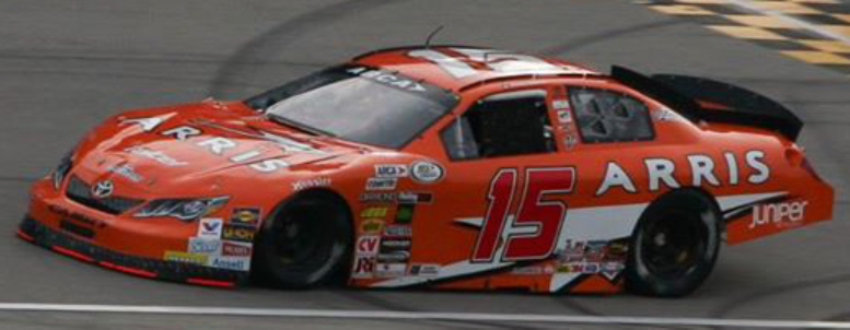 Daniel Suarez at Chicagoland 2015