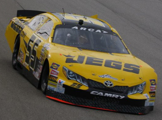 Cody Coughlin at Chicagoland 2015
