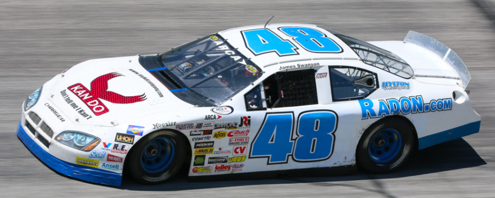 James Swanson at Winchester 2015