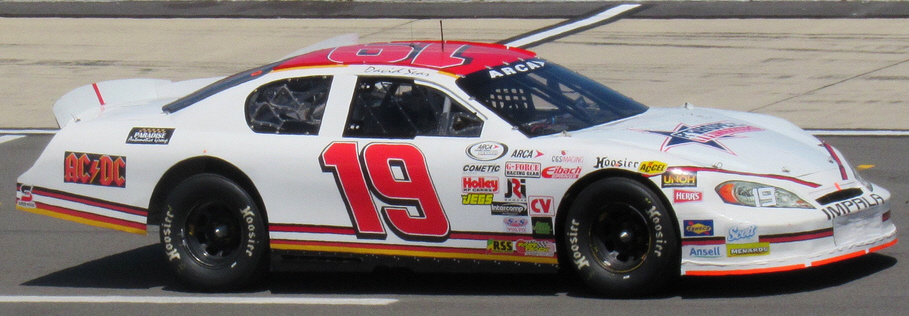 David Sear at Pocono 2015