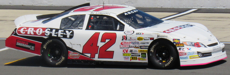 Bo LeMastus at Pocono 2015