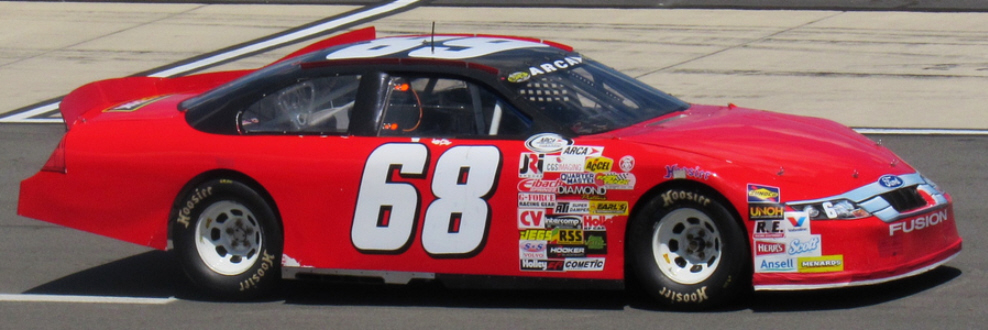 Chris Bailey Jr. at Pocono 2015