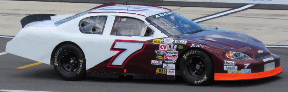 JJ Pack at Pocono 2015