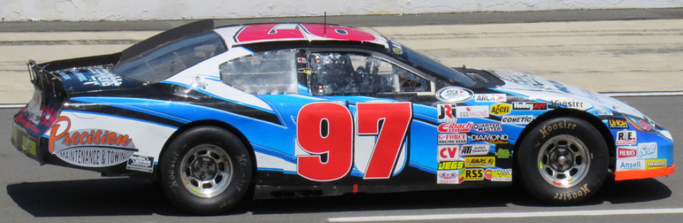 Ray Ciccarelli at Pocono 2015