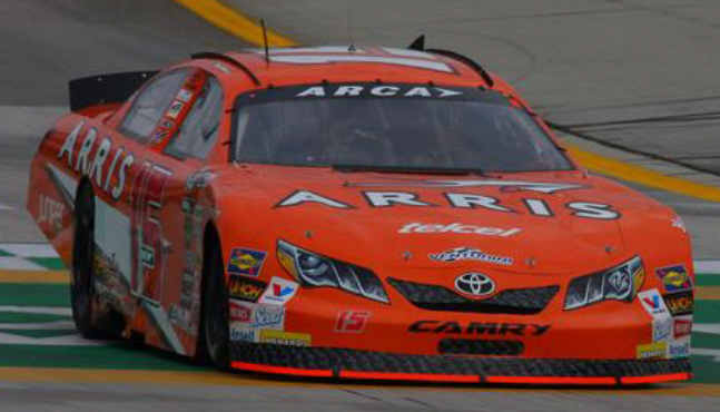 Daniel Suarez at Kentucky 2015