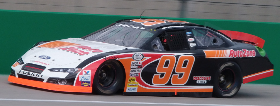 Austin Cindric at Kentucky 2015