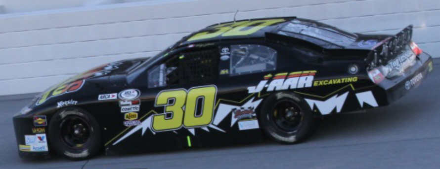 Terry Jones at Talladega 2015