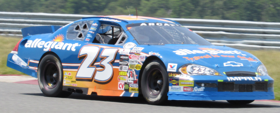 Grant Enfinger at New Jersey 2015