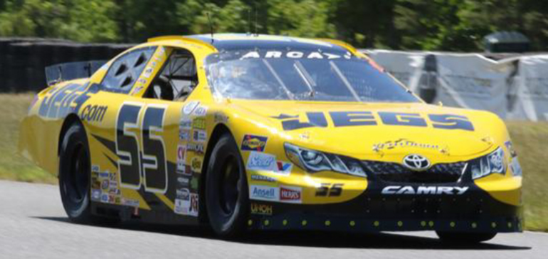 Cody Coughlin at New Jersey 2015