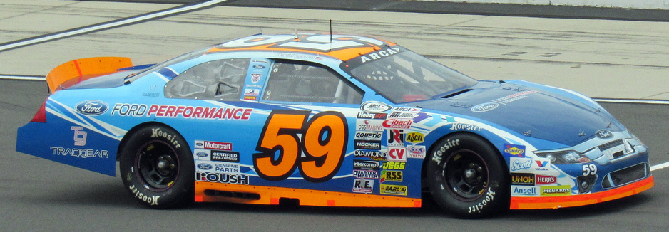 David Levine at Pocono 2015