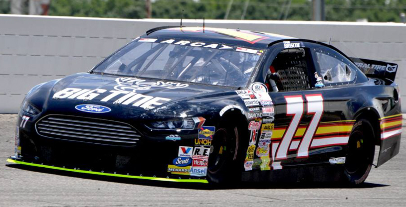 Chase Briscoe at Lucas Oil 2016