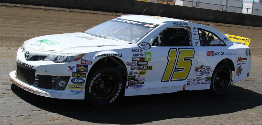 Jake Griffin at Springfield 2016