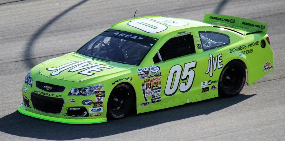 John Wes Townley at Chicagoland 2016