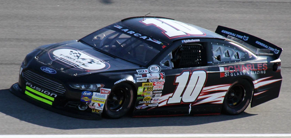 Kyle Weatherman at Chicagoland 2016