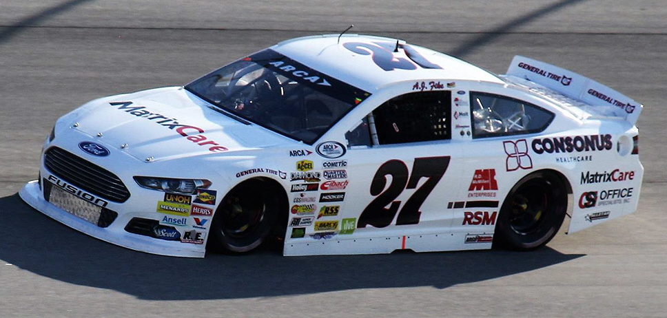AJ Fike at Chicagoland 2016