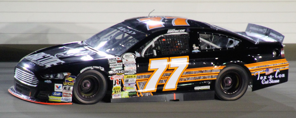 Chase Briscoe at Chicagoland 2016