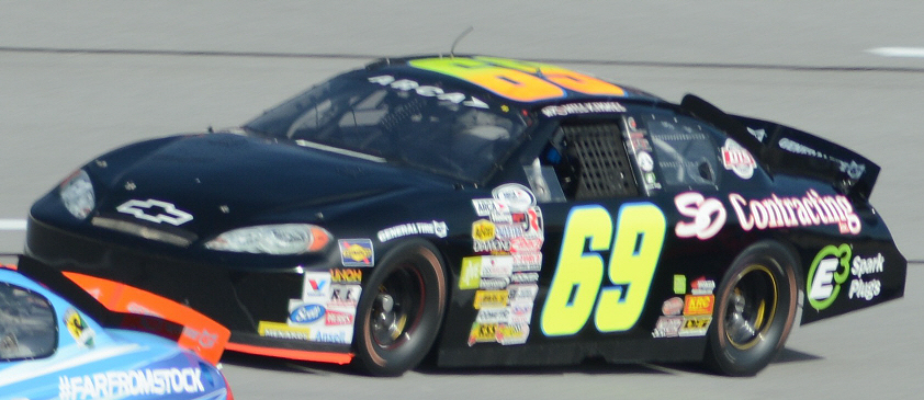 Will Kimmel at Talladega 2016