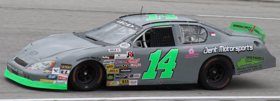 Dustin Knowles at Toledo 2016