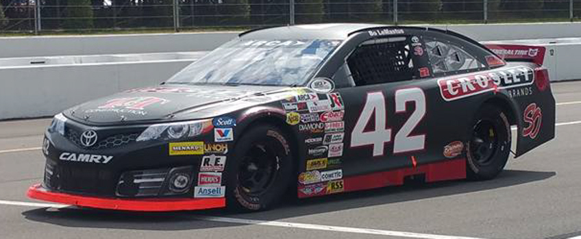 Bo LeMastus at Pocono 2016