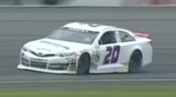 Tom Berte at Pocono 2017