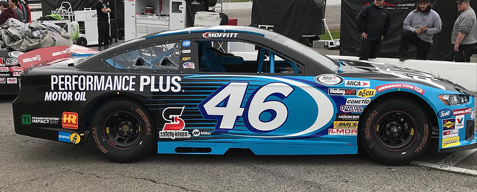 Thad Moffitt at Nashville 2018