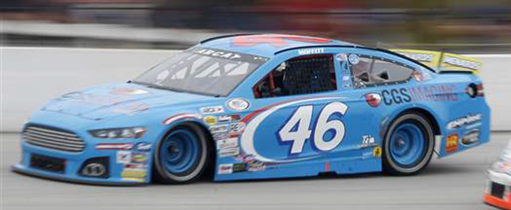 Thad Moffitt at Toledo 2018