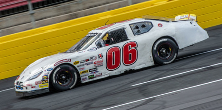 Don Thompson at Charlotte 2018