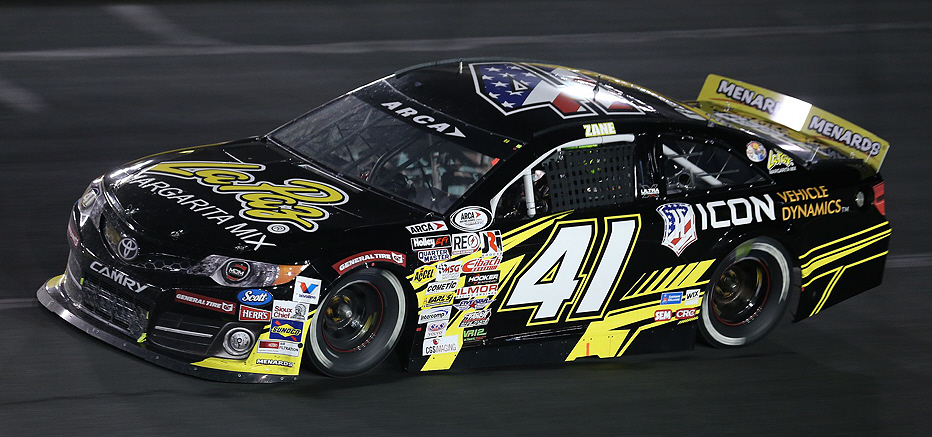 Zane Smith at Charlotte 2018