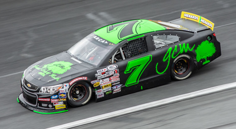 Codie Rohrbaugh at Charlotte 2018