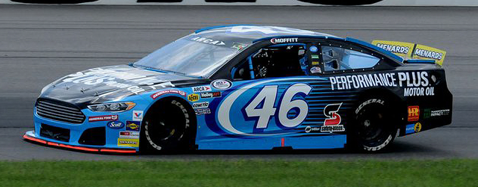 Thad Moffitt at Pocono 2018