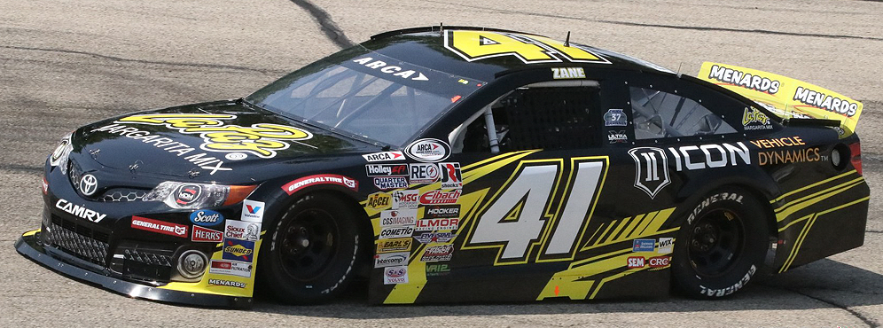 Zane Smith at Madison 2018