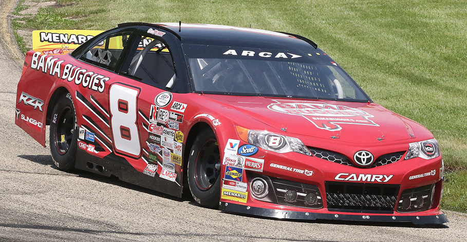 Chase Purdy at Madison 2018